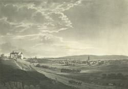 Dundee from the West